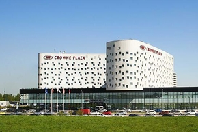 Отель Crowne Plaza St. Petersburg Airport